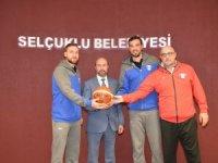 Selçuklu Basketbol Konya'yı temsil ediyor