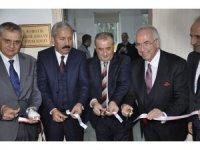 TÜSİAD Başkanı Bilecik, adını taşıyan liseyi ziyaret etti