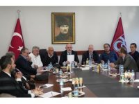 Trabzonspor'da Genişletilmiş Divan Toplantısı yapıldı