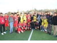 U17 Muş Şampiyonu Muratspor oldu