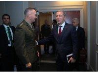 Akar, ABD Genelkurmay Başkanı ile görüştü