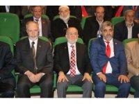 Saadet Partisi Genel Başkanı Niğde'de konuştu