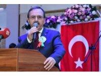 Başkan Şahin'den derneklere 'siyaset' uyarısı