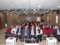 AK Parti Yunak teşkilatı aday adaylarını tanıttı