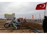 Motokros Şampiyonası'nın sezon finali Afyon'da yapıldı