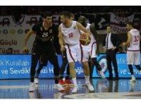 Tahincioğlu Basketbol Süper Ligi: Gaziantep Basketbol: 63 - Beşiktaş Sompo Japan: 56