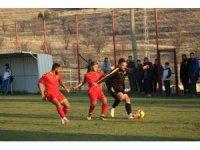 E.Yeni Malatyaspor hazırlık maçını farklı kazandı