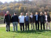 Konya Büyükşehir heyeti, Kocaeli'ndeki yatırımları gezdi