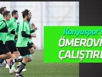 Konyaspor'u Ömerovic çalıştırdı