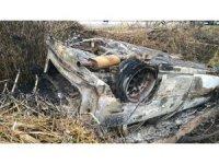 İzmir'de yanmış halde erkek cesedi bulundu