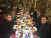 Başkan Tutal, Belediye Başkan Aday Adaylarıyla Buluştu