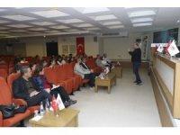 MTSO'da e-ticaret ve e ihracat eğitimi verildi