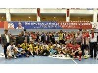 Mahalleler Arası Futsal Turnuvası sone erdi