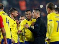 Rumen hakemden İsveçli futbolcuya 2 penaltı sözü