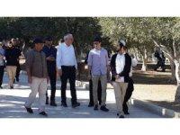 İsrail Tarım Bakanı, Mescid-i Aksa'ya baskın düzenledi