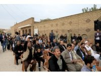 Irak'ta Mevlit Kandili idrak edildi