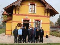 Oğuz Tongsir'den Konya Şubesine ziyaret