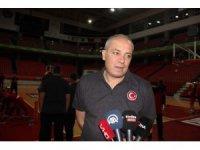 A Milli Kadın Basketbol Takımı, Belarus maçına hazırlanıyor