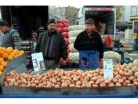Masraflardan dolayı soğanın fiyatı arttı