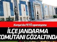 Ulukışla İlçe Jandarma Komutanı gözaltına alındı