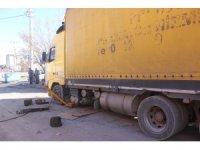 Karaman'da iş kazası: 1 yaralı