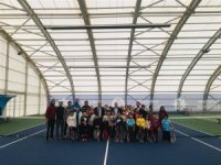Tenis Federasyonu Başkanı Durmuş'tan Selçuklu'ya ziyaret