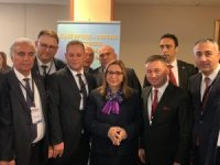 ÇTSO heyeti Bulgaristan-Türkiye İş Forumuna katıldı