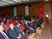 Konya'da Mevlid-i Nebi Haftası açılış paneli