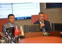 Çerkezköy TSO Kasım ayı Meclis Toplantısı