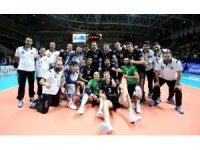 CEV Şampiyonlar Ligi: Halkbank: 3 - Knack Roeselare: 2