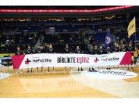 Turkish Airlines EuroLeague: Fenerbahçe: 100 - Darüşşafaka Tekfen: 79