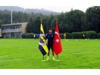 Fenerbahçe'de Tolga Ciğerci ilk kez sahada çalıştı