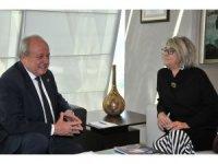 """Portekiz'in Ankara Büyükelçisi Da Silva: """"Ekonomik ilişkilerimiz yetersiz işbirliği yapalım"""""""