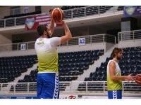 Denizli Basket, Bornova Belediye maçı hazırlıklarını sürdürüyor