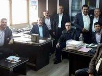 İzmir'de yaşayan Beyşehirliler'den Başkan Özaltun'a destek