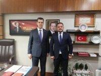 Serkan Işık Bursa milletvekillerine projelerini anlattı