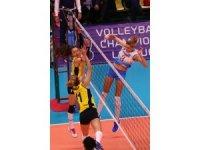 CEV Kadınlar Şampiyonlar Ligi: Dinamo Moskova: 1 - Fenerbahçe: 3