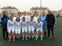 Kızlar Kayseri deplasmanında