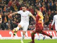 """Ömer Ali Şahiner: """"Galatasaray karşısında iyi mücadele ettik"""""""