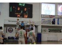 Voleybol Erkekler 1. Ligi: Düzce Belediyespor: 3 - Konya BBSK: 0