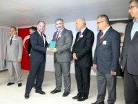 Beyşehir Belediyesinden öğretmenlere hediye