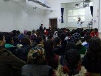 Beyşehir'de öğrencilere farkındalık eğitimi
