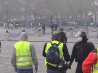 Fransa'da sarı yelekliler yeniden sokakta!