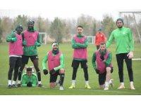 Atiker Konyaspor'da durmak yok
