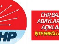 CHP, Belediye Başkan Adaylarını Açıkladı
