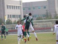 Konya Anadolu Selçukspor: 1-Tokatspor:1