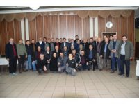 AK Parti, mahalle başkanları toplantısı düzenledi