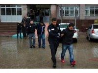 Yozgat'ta gözaltına alınan 9 DEAŞ'lı adliyeye sevk edildi