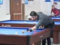 Sandıklı'da bölgesel bilardo turnuvası düzenlendi
