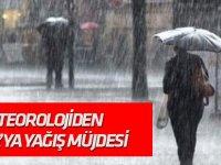 """Meteorolojiden Konya için """"kuvvetli fırtına""""  ve yağış uyarısı"""